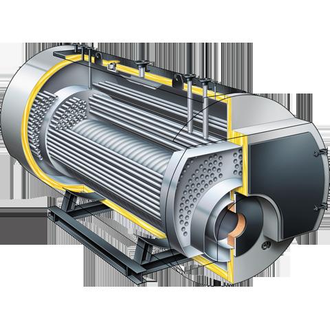 Cazan de abur Vitomax 300-HS tip M95A